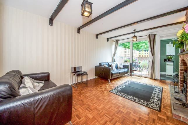 Reception Room of Popham Road, Islington, London, Uk N1