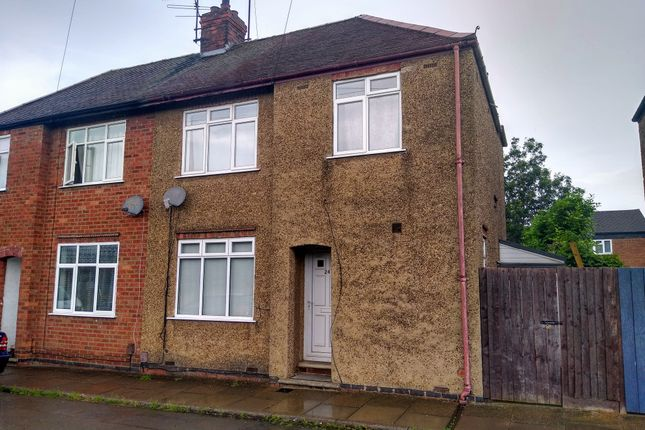 3 bed semi-detached house to rent in Knightley Road, Northampton NN2