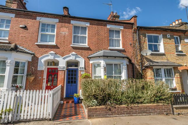 Thumbnail Terraced house for sale in Cowley Road, London