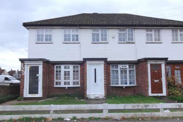 Thumbnail Terraced house to rent in Station Road, Hayes