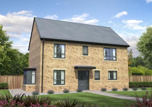 Thumbnail Detached house for sale in Thirteen Homes, Edward Pease Way, Darlington, England