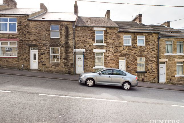 Thumbnail Terraced house for sale in Park Road, Consett, Durham