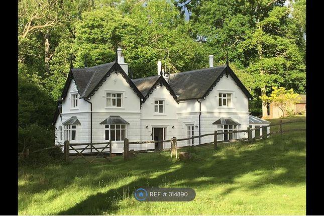 Thumbnail Detached house to rent in Eridge Park, Eridge Green, Tunbridge Wells