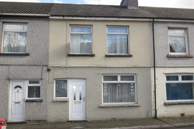 Thumbnail Terraced house to rent in Brynmair Road, Aberdare