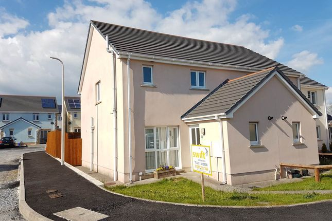 Thumbnail Property to rent in Cae Gwyrdd, St Clears, Carmarthenshire