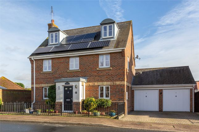 Thumbnail Detached house for sale in Beeleigh Link, Chelmsford, Essex