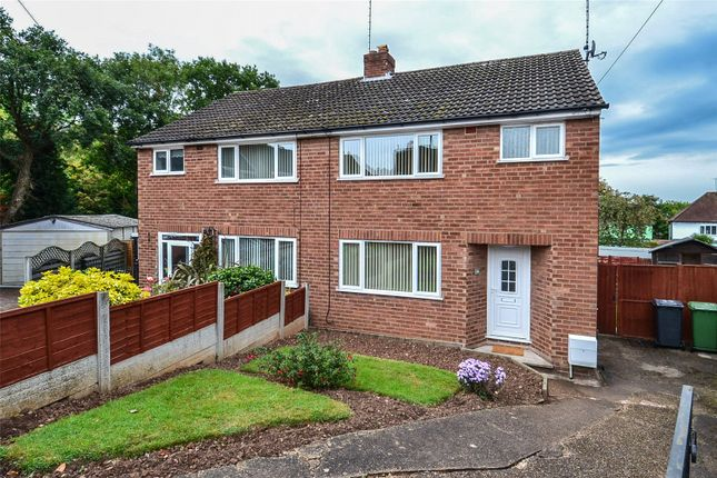 3 bed semi-detached house to rent in Harport Road, Redditch B98