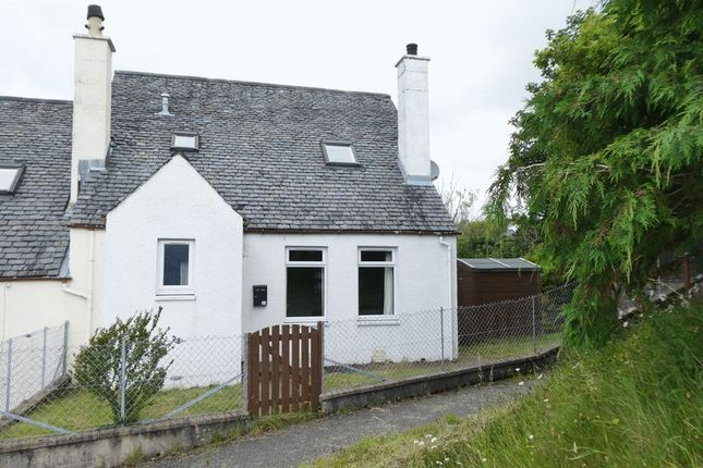 Thumbnail Terraced house for sale in Langlands Terrace, Kyle