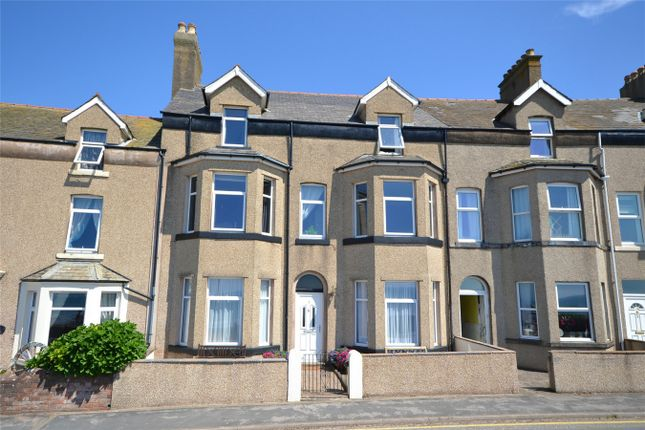 Thumbnail Terraced house for sale in The Crescent, Seascale, Cumbria