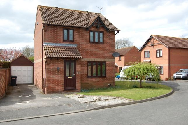Thumbnail Detached house to rent in Lime Grove, Bottesford