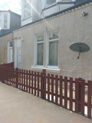 Thumbnail End terrace house to rent in Craigton Road, Govan, Glasgow