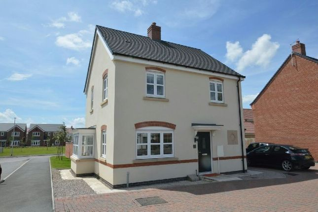 Thumbnail Detached house for sale in Daultry Road, Huncote, Leicester