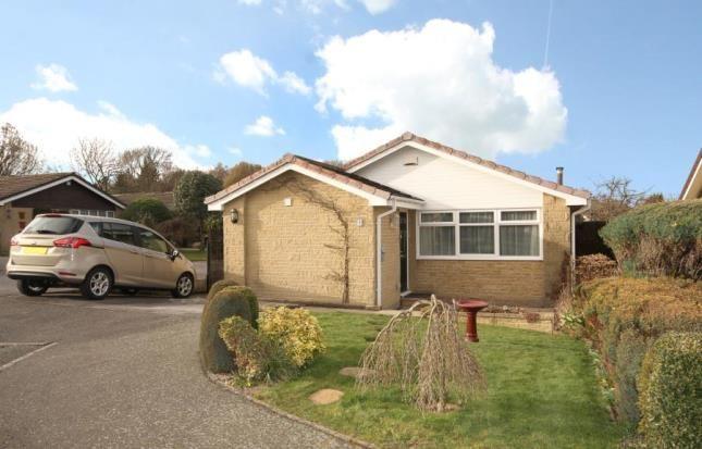 Thumbnail Bungalow for sale in Rydal Close, Dronfield Woodhouse, Dronfield, Derbyshire