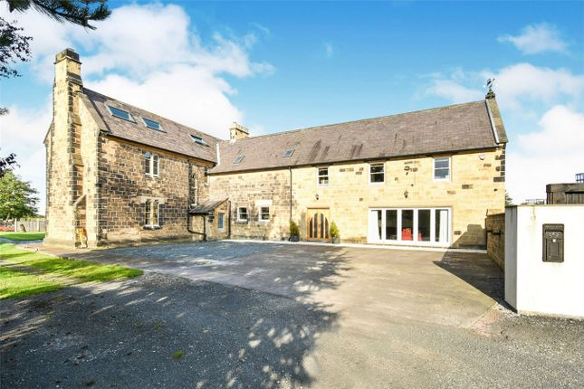 Thumbnail Detached house for sale in Sandwath Lane, Church Fenton, Tadcaster