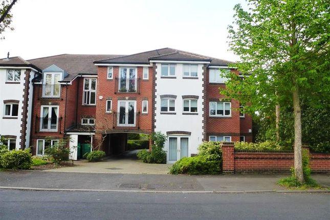 Thumbnail Flat to rent in 1, Sackville Road, Sutton