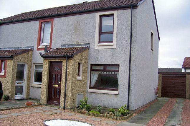 Thumbnail Semi-detached house to rent in The Latch, Cairneyhill, Dunfermline