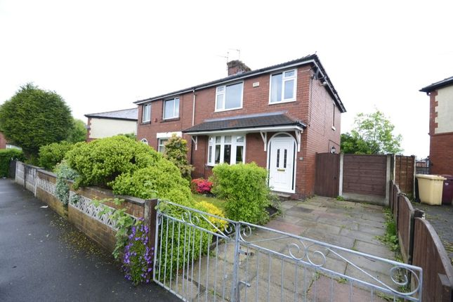 Thumbnail Semi-detached house for sale in Aster Avenue, Farnworth, Bolton