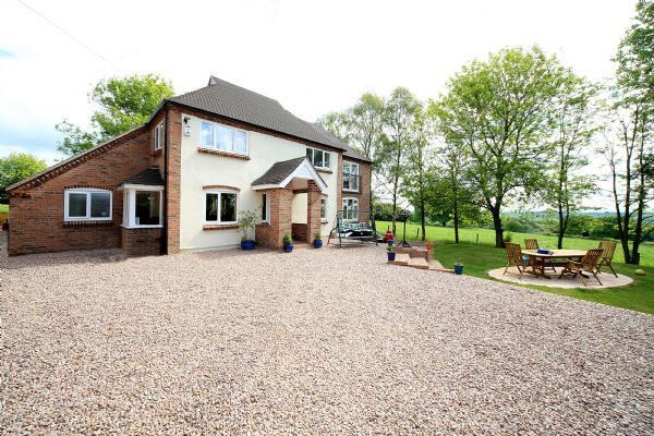 Thumbnail Detached house for sale in Stoney Hill, Lightmoor, Telford