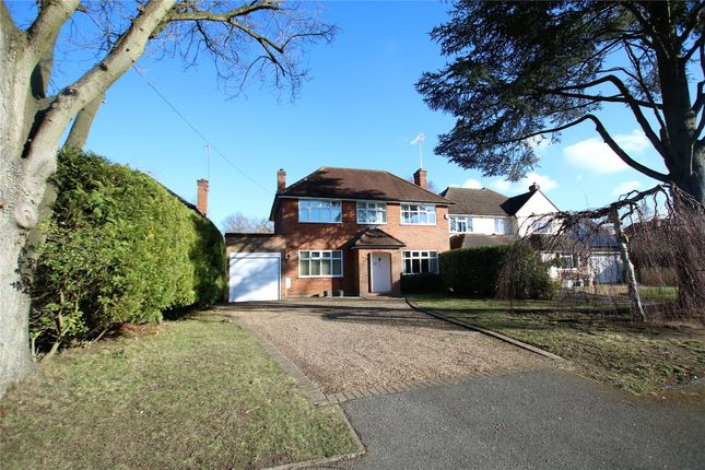3 bed detached house for sale in West Byfleet, Surrey