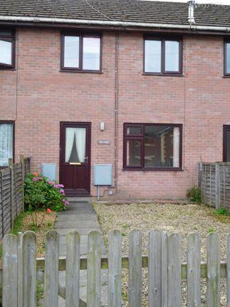 Thumbnail Terraced house for sale in Duffryn Road, Llandrindod Wells