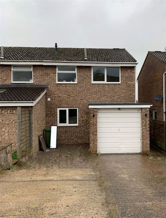 3 bed semi-detached house to rent in Duxmere Drive, Ross-On-Wye, Herefordshire HR9