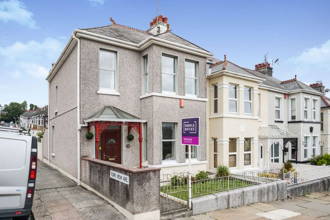 Front View of Peverell Park Road, Plymouth PL3