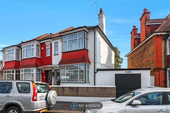 4 bed semi-detached house to rent in Durban Road, Watford WD18