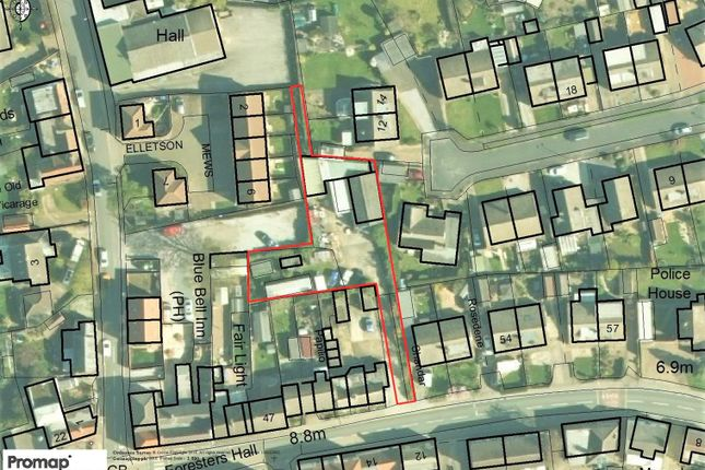 Thumbnail Land for sale in Main Street, Keyingham, Hull