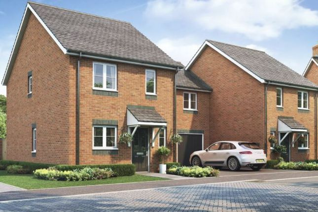 Thumbnail Link-detached house for sale in Shawbury, Shrewsbury, Shropshire