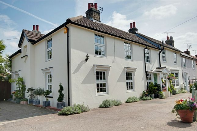 Thumbnail Semi-detached house for sale in The Street, Sheering, Bishop's Stortford, Herts