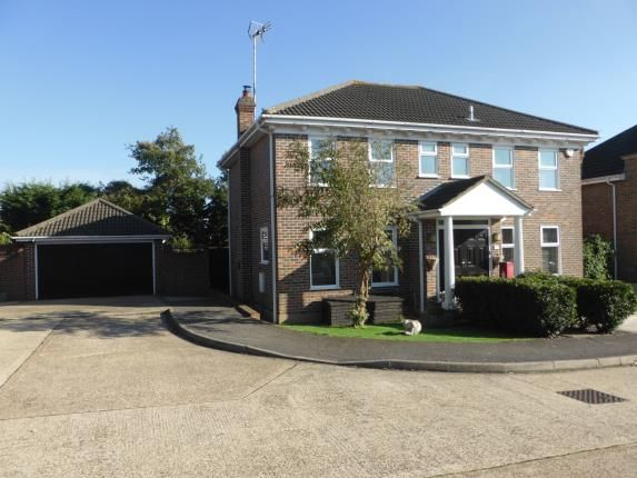 Thumbnail Detached house for sale in The Willows, Benfleet