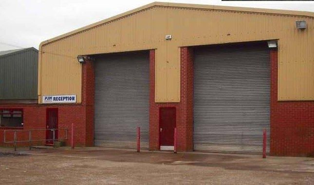Thumbnail Light Industrial To Let In Unit 4 Royce Trading Estate Ashburton Road West