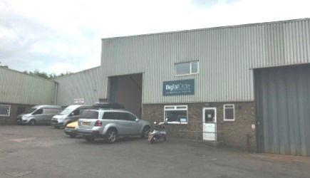 Thumbnail Industrial to let in Unit 8 Short Way, Thornbury, Bristol