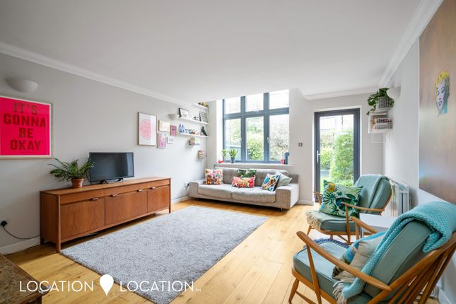 3 bed terraced house for sale in Wilmer Place, London N16