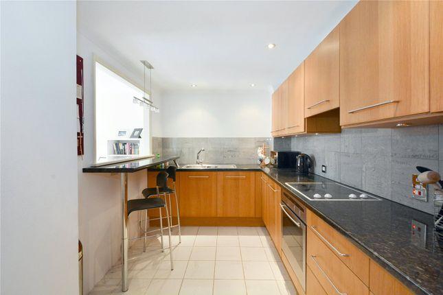 Kitchen of Hermitage Court, Knighten Street, London E1W