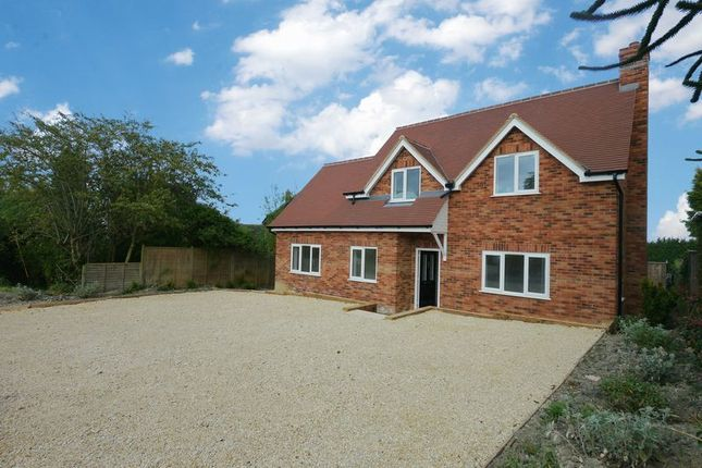 Thumbnail Detached house for sale in Dunsomer Hill, North Moreton, Didcot
