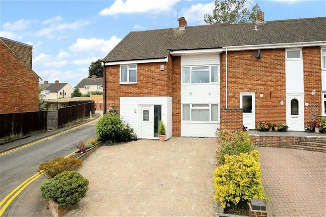 Thumbnail End terrace house for sale in Springfield, Epping
