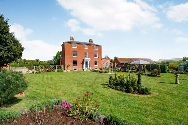 Thumbnail Detached house for sale in Main Road, Kempsey, Worcestershire
