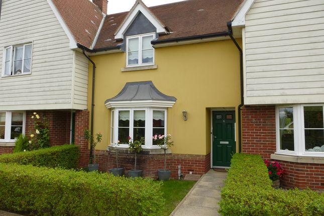 Thumbnail Terraced house for sale in Meadow Park, Braintree