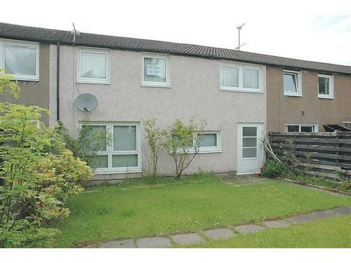 Thumbnail Terraced house to rent in Hazel Road, Cumbernauld