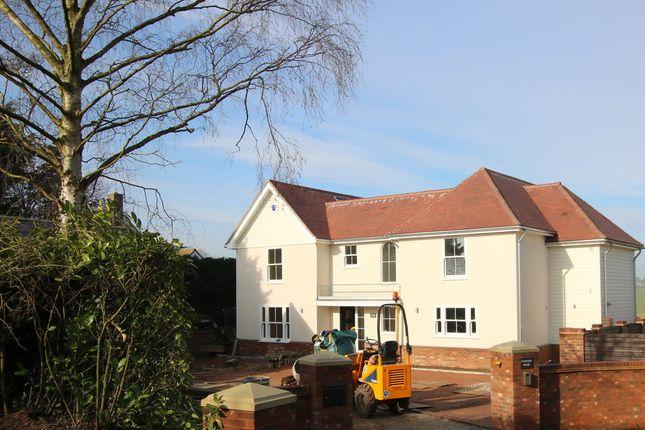 Thumbnail Detached house for sale in Little Bardfield Road, Little Bardfield, Braintree, Essex