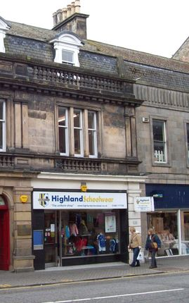 Thumbnail Retail premises to let in Academy Street, Inverness