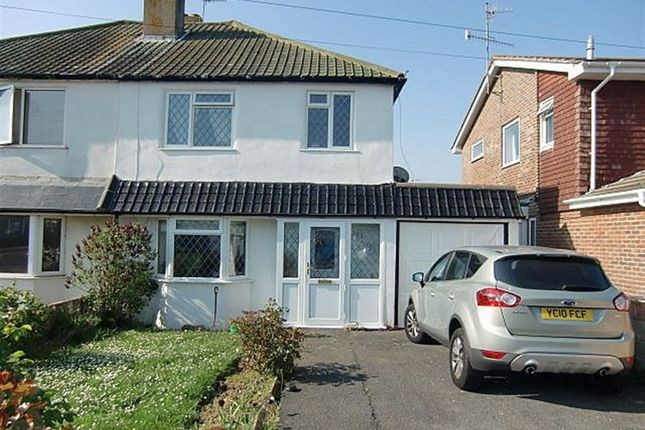Thumbnail Property to rent in Brighton Road, Lancing