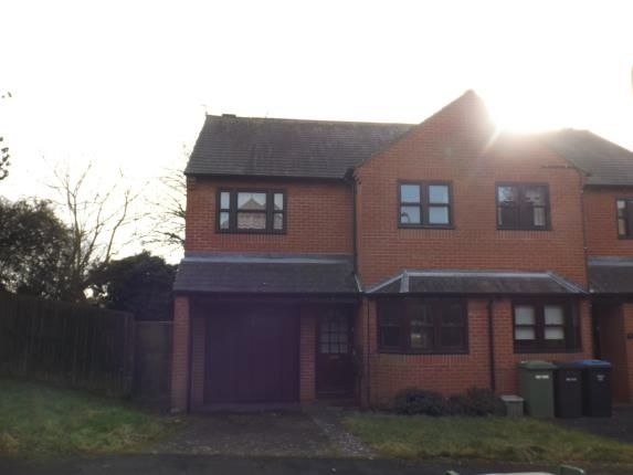 3 bed semi-detached house for sale in Poplars Court, Leicester Road, Market Harborough, Leicestershire
