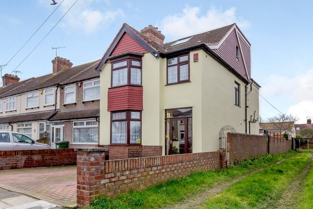 Thumbnail End terrace house for sale in Glenview, London, London