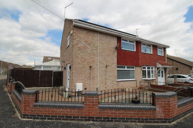 Thumbnail Semi-detached house for sale in Hathersage Road, Hull, East Yorkshire