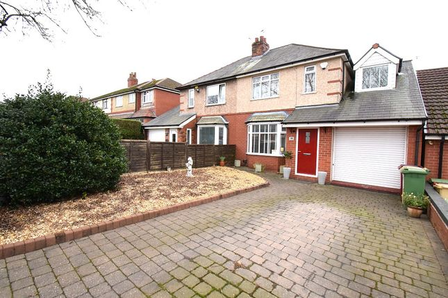 Thumbnail Semi-detached house for sale in Park Road, Westhoughton
