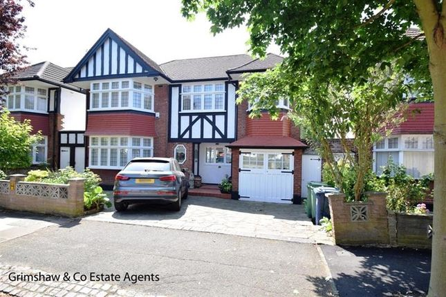 Thumbnail Detached house for sale in Audley Road, Haymills Estate, Ealing, London