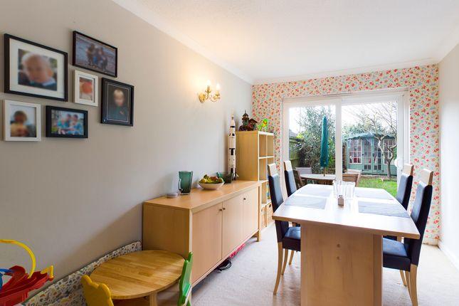 Dining Area of Cornflower Close, Locks Heath, Southampton SO31