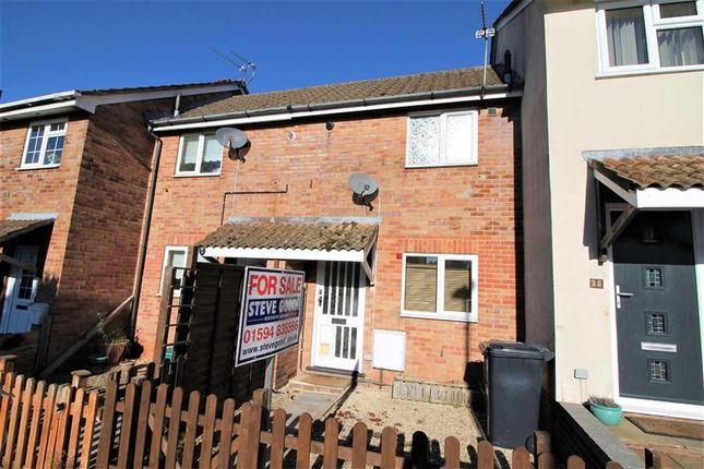 Thumbnail Terraced house for sale in Maypole Green, Bream, Lydney